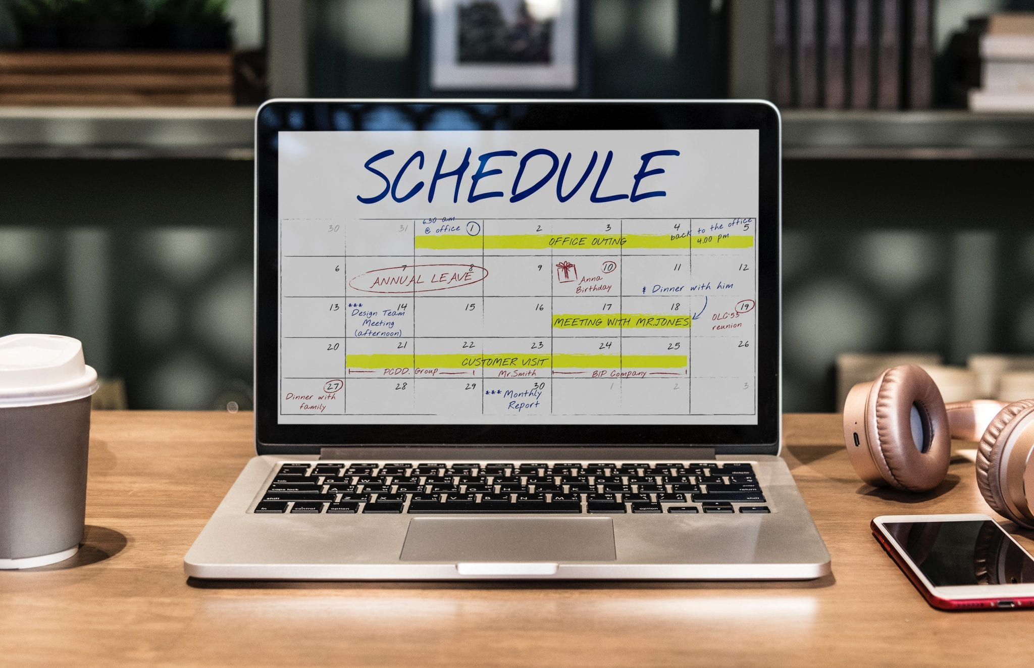 6 Tips for Successful Calendar Sharing