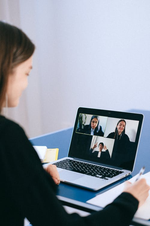How to Show Up to Video Meetings on Time and on Point