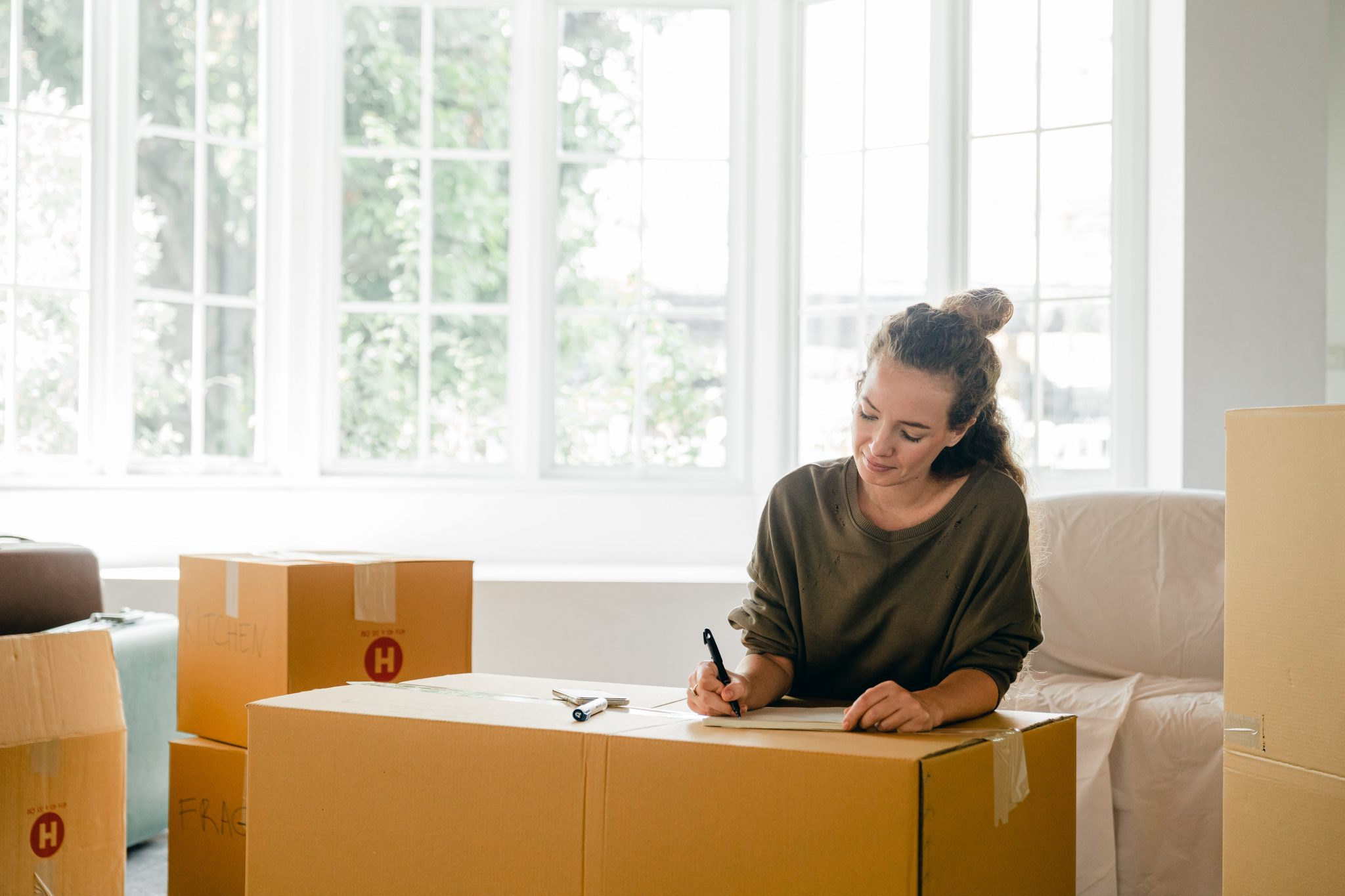 Moving? Make it Easier With an Online Calendar